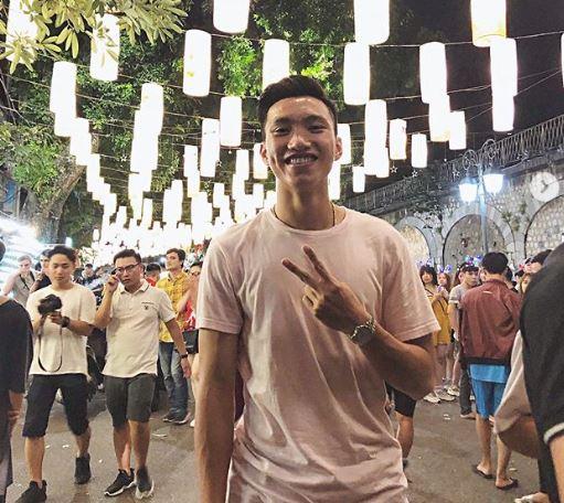 5 Potret Doan Van Hau saat Tersenyum, Pemain Vietnam yang Bikin Cedera Evan Dimas - Foto 3