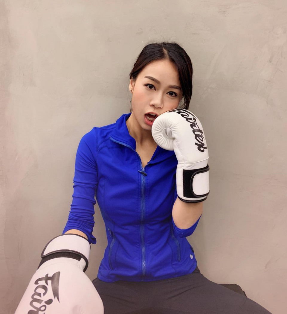 10 Potret Menawan Jacquelin Wong, Aktris asal Hong Kong yang Viral karena Kepergok jadi Selingkuhan - Foto 5