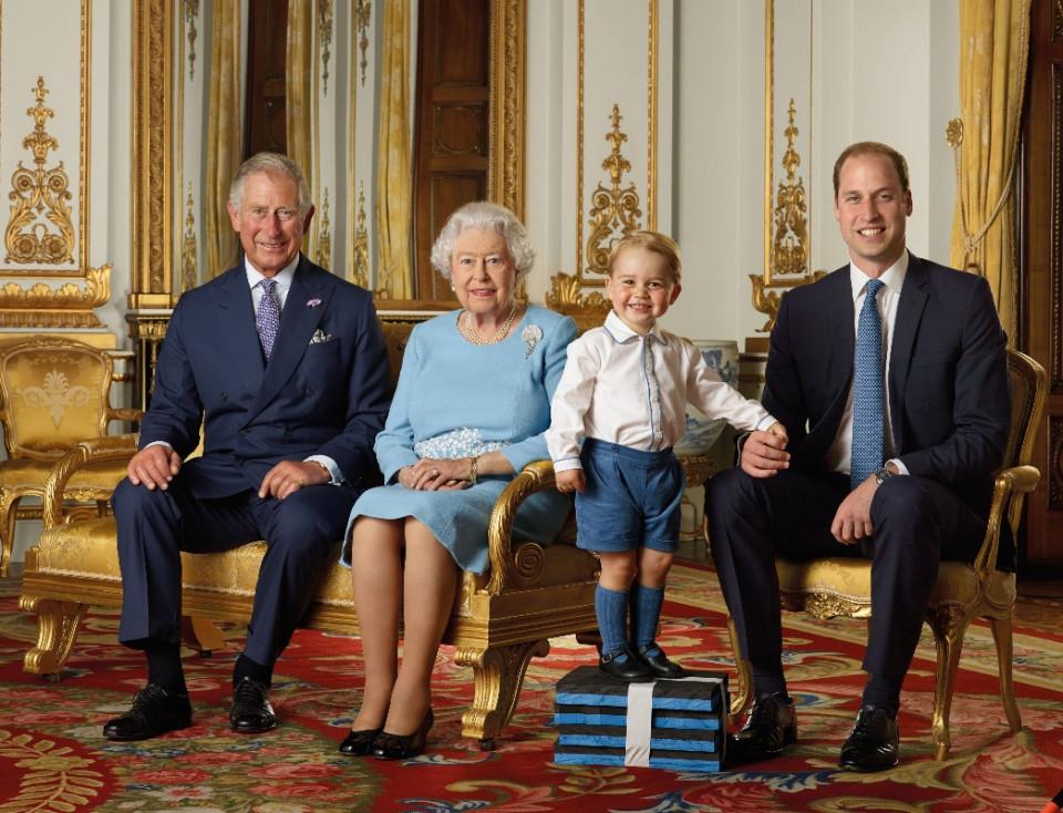 Potret Penting Pewaris Kerajaan Inggris Menyosong Tahun 2020 - Foto 2