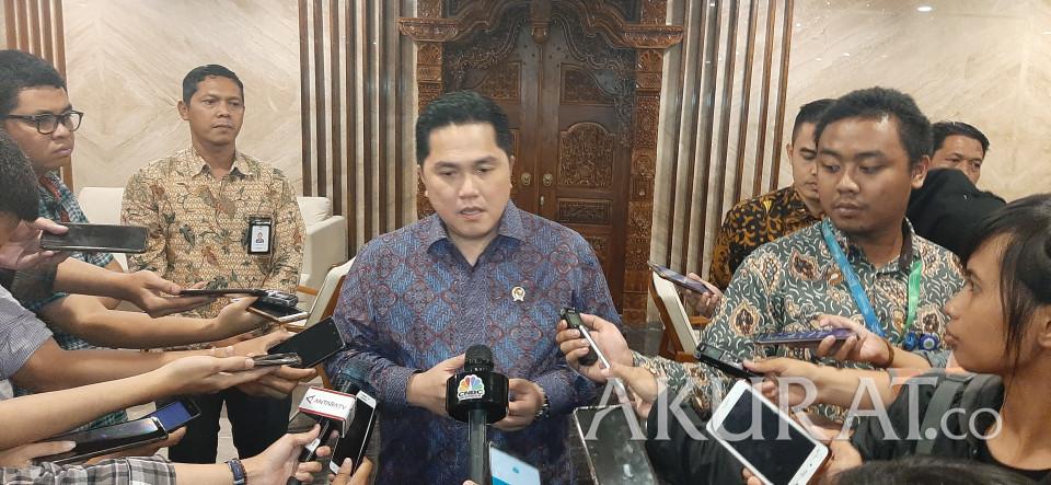 Menteri Erick Ingin Kabupaten Jembrana Jadi Lumbung Pangan Bali