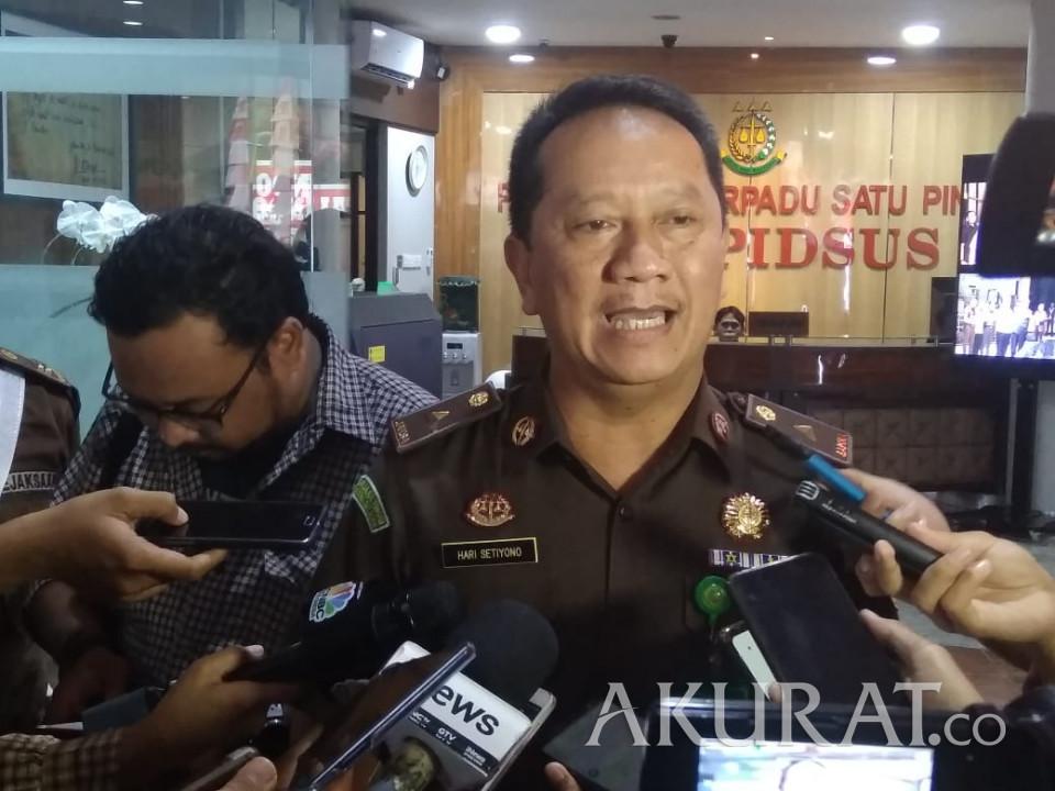 Kejagung Periksa Ketua Pokja E-Katalog KKP Terkait Korupsi Pengadaan Mesin Kapal 2016