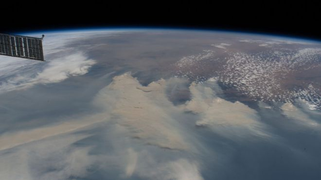 NASA Sebut Asap Kebakaran Australia Berpotensi Kelilingi Bumi