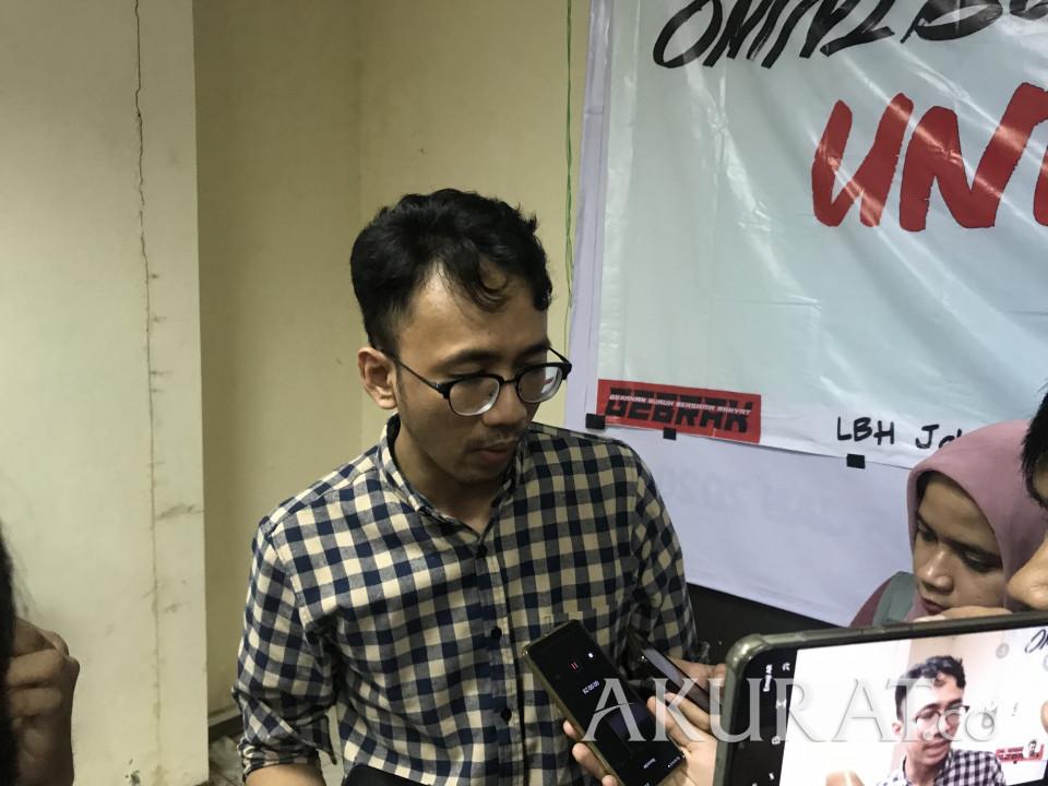 Jokowi Minta Polisi Ajak Masyarakat Diskusi soal Omnibus Law, LBH Jakarta: Itu Dialog Apa Intimidasi?