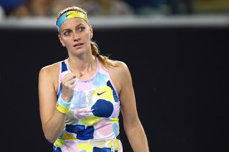 Keputusan Pembatalan Wimbledon Buat Kvitova Kecewa