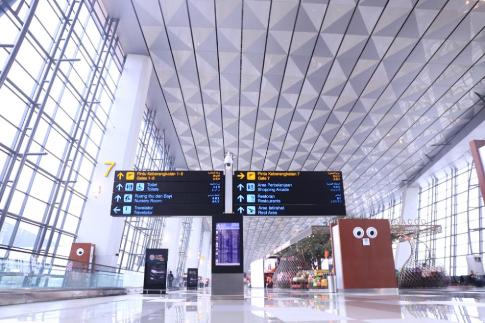 Cuma Bandara dan Pelabuhan Ini yang Buka Pintu Masuk Internasional