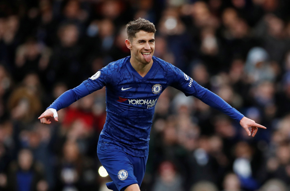 Agen Konfirmasi Jorginho Bakal Bertahan di Chelsea