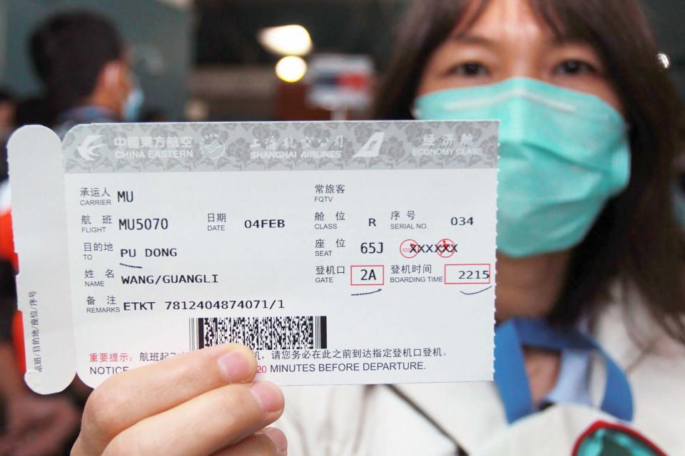 43 WN Tiongkok Ditolak Kedatangannya ke Bandara Soetta