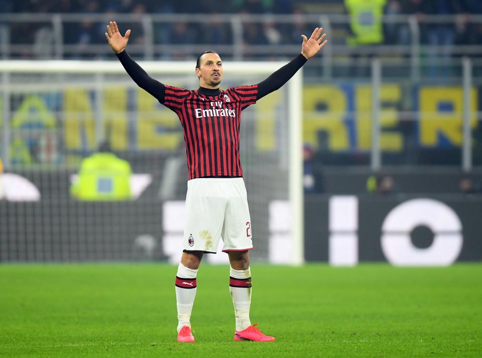 Ibrahimovic Jadi Inspirasi Pemain Milan, Semoga Segera Pulih