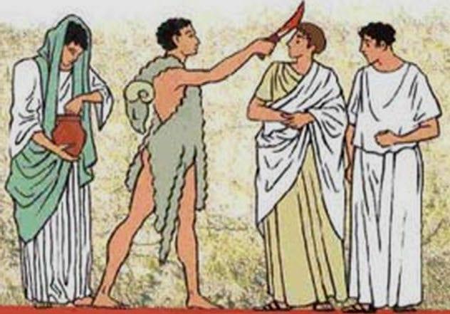 Sembelih Anak Anjing hingga Tradisi Seks, 5 Fakta Kelam Lupercalia, Hari Valentine Asli di Zaman Romawi - Foto 2