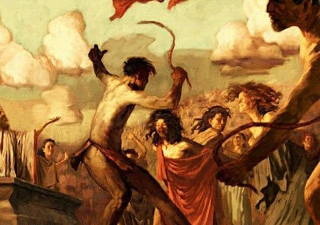 Sembelih Anak Anjing hingga Tradisi Seks, 5 Fakta Kelam Lupercalia, Hari Valentine Asli di Zaman Romawi - Foto 3