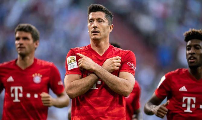 Guendogan: Lewandowski adalah Striker Terlengkap di Dunia