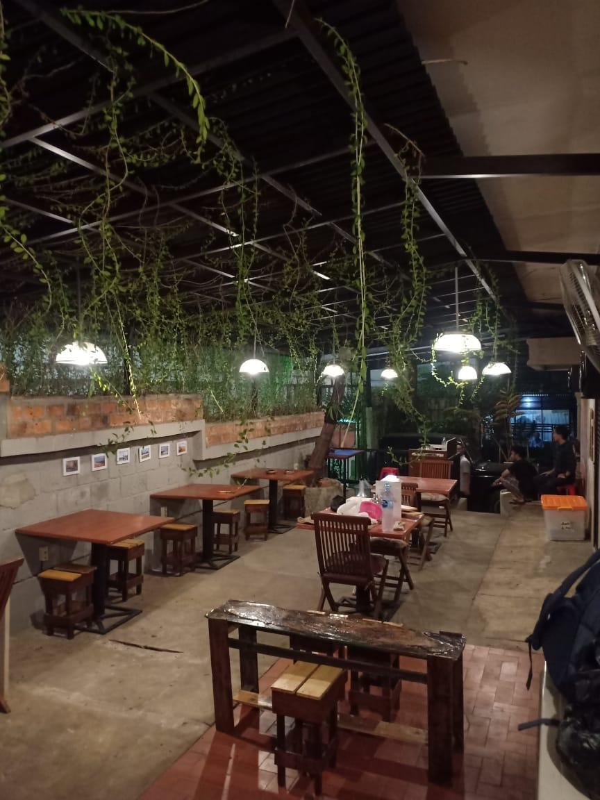 Sensasi Kopi Kelapa di Aloha Coffeehouse - Foto 1