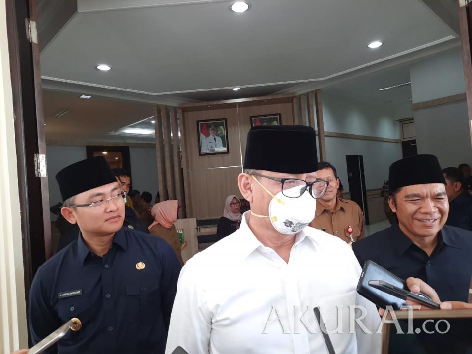 Langka, Gubernur Banten Instruksikan Anak Buahnya Buat Hand Sanitizer