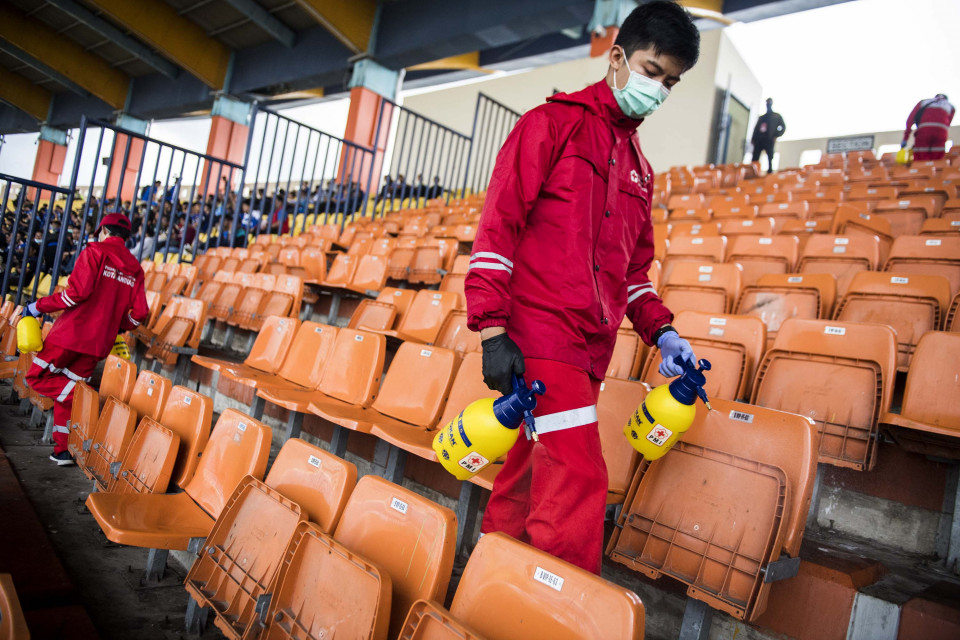 Stadion Si Jalak Harupat Akan Dijadikan Lokasi Rapid Test Massal Covid-19, Ini Polanya