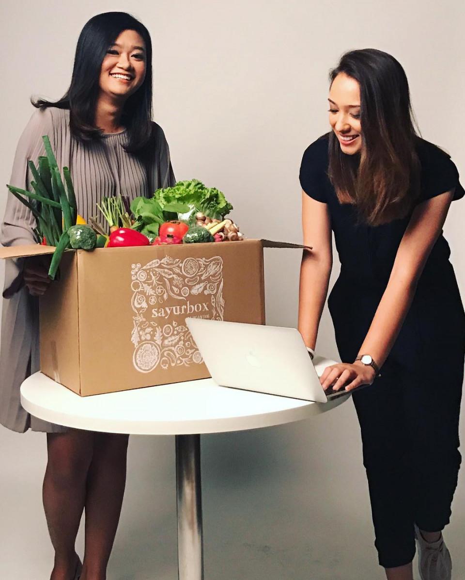 Masuk Forbes hingga Hobi Berkebun, Ini 5 Fakta Menarik Amanda Susanti, Pendiri Sayurbox - Foto 4