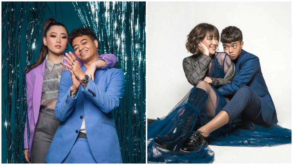 10 Potret Prewedding Reza Arap dan Wendy Walters, Hangat dan Elegan!