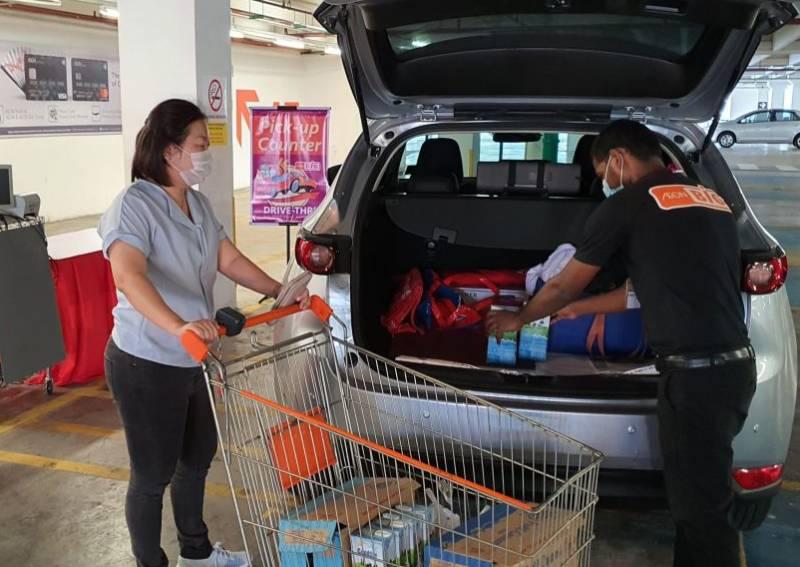 Tips Berbelanja Kebutuhan Pangan Selama Pandemi Virus Corona