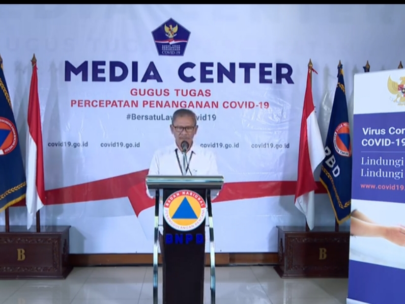 Pemerintah Minta Warga DKI Jakarta Patuhi PSBB