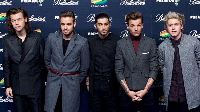 One Direction Dikonfirmasi Reuni Tahun Ini - Foto 1