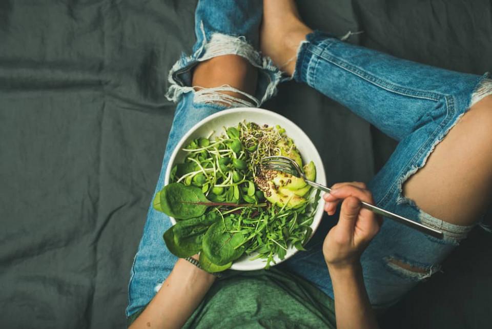 Bahan Makanan Tuk Tingkatkan Imunitas Tubuh Bagi Vegetarian Selama Pandemi Corona