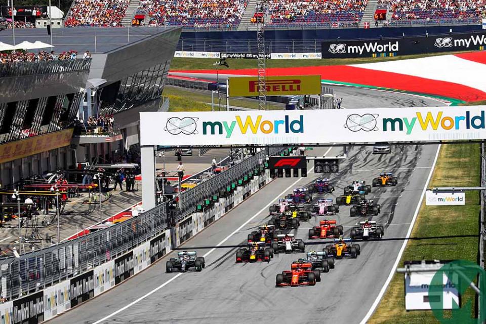 Dapat Lampu Hijau, GP Austria Bisa Dimulai 5 Juli