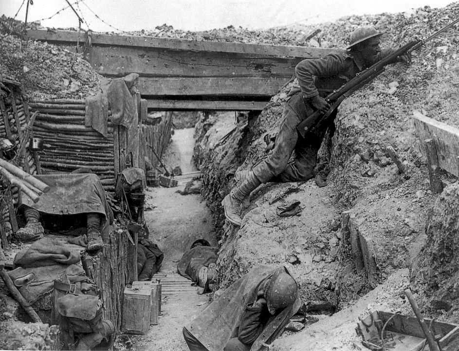Capai Rp60 Kuadriliun Ini 10 Perang dengan Kerugian Materiil Terbesar di Dunia - Foto 6