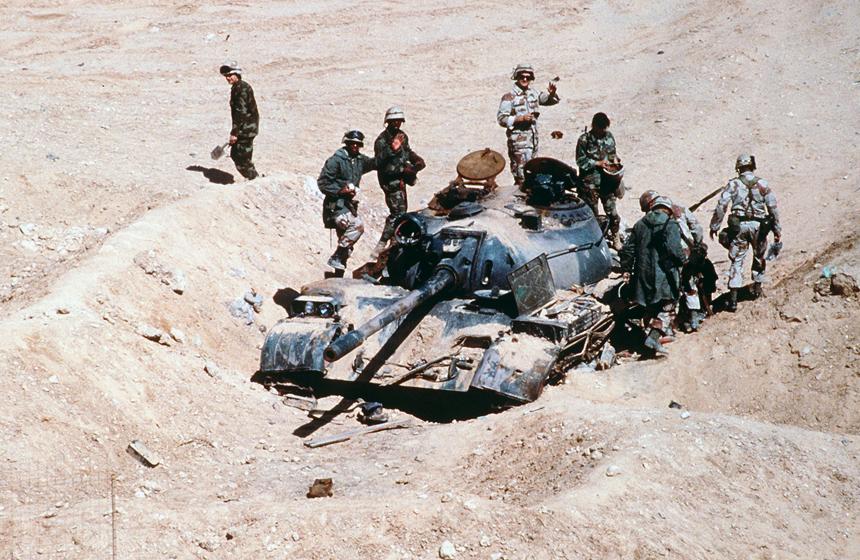 Capai Rp60 Kuadriliun Ini 10 Perang dengan Kerugian Materiil Terbesar di Dunia - Foto 7