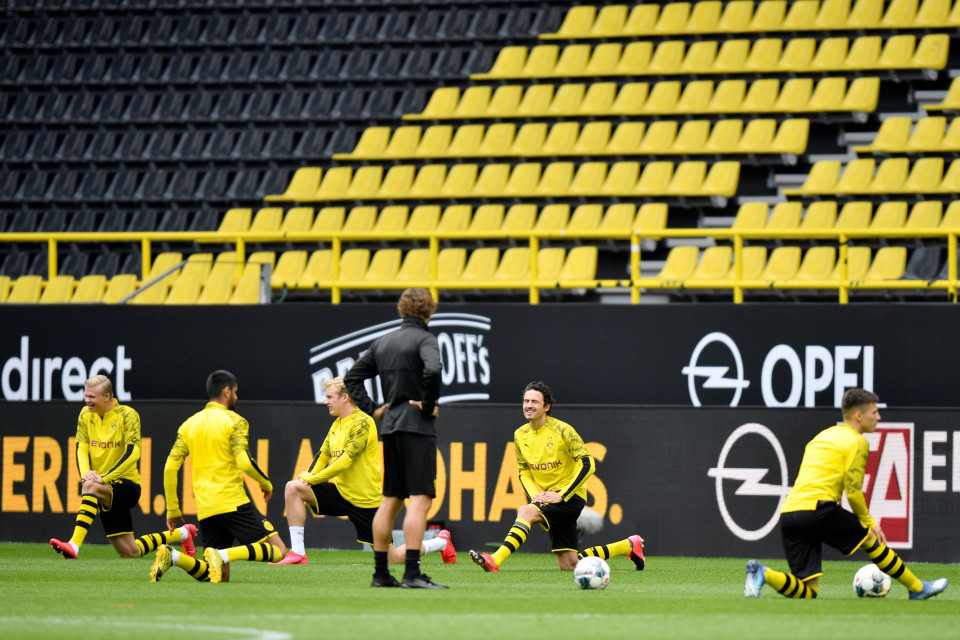 Preview: Dortmund Cari Jalan Kembali ke Jalur Kemenangan