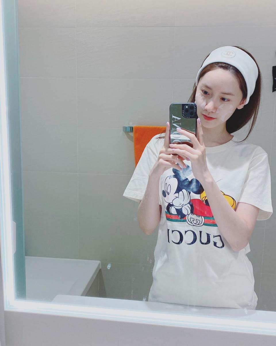 Awet Muda, 7 Potret Memesona Yoona SNSD di Usia 30 Tahun - Foto 6