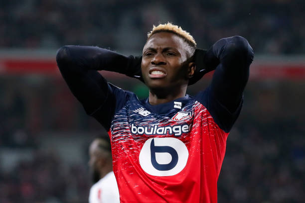 Jika Kane Hengkang, Tottenham Bidik Bomber Lille