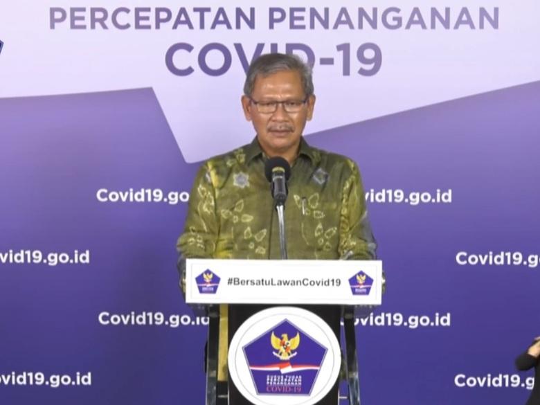 ODP di Indonesia yang Masih Dipantau per 1 Juni Ada 48.358 - Foto 1