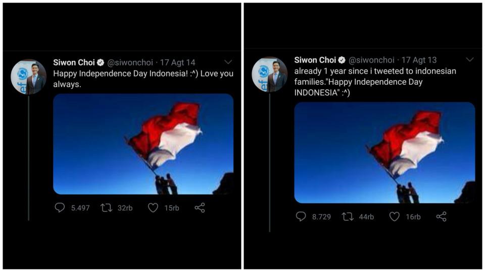 5 Bukti Cinta Siwon Super Junior pada Indonesia - Foto 1
