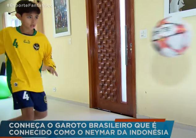 Disebut Neymar dari Indonesia, Ini 5 Fakta Menarik Welberlieskott Jardim - Foto 3