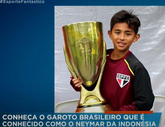 Disebut Neymar dari Indonesia, Ini 5 Fakta Menarik Welberlieskott Jardim - Foto 4