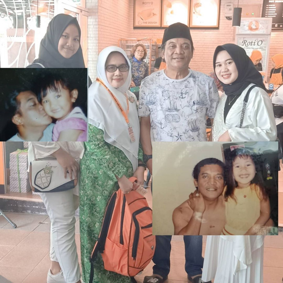 Jarang Tersorot, 7 Potret Cantik Enny Suwinawati Putri Angkat Didi Kempot - Foto 4