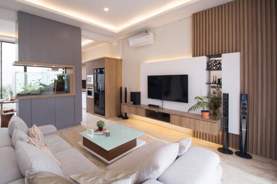 4 Inspirasi Desain Interior MinimalisMinim Budget tapi Tetap Elegan - Foto 1