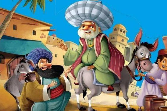 Abu Nawas Kembali Dapat Hadiah Setelah Sukses Menyelesaikan Tugasnya, Endingnya Bikin Ketawa