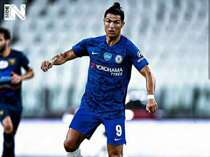 Tetap Gagah, Ini Penampakan Ronaldo Kalau Kenakan 5 Jersey Klub Berbeda Jika Tinggalkan Juventus - Foto 2