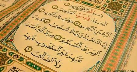 Seolah Berdialog dengan Allah Lewat Surah Al-Fatihah, Bagaimana Cara Dia Menjawabnya?