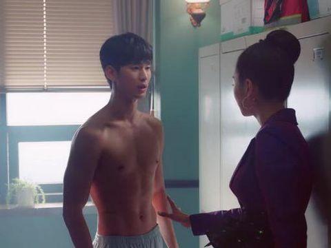 Drakor Its Okay To Not Be Okay Tuai Kritik Karena Dialog Karakter Seo Ye Ji Dianggap Pelecehan Seksual - Foto 2