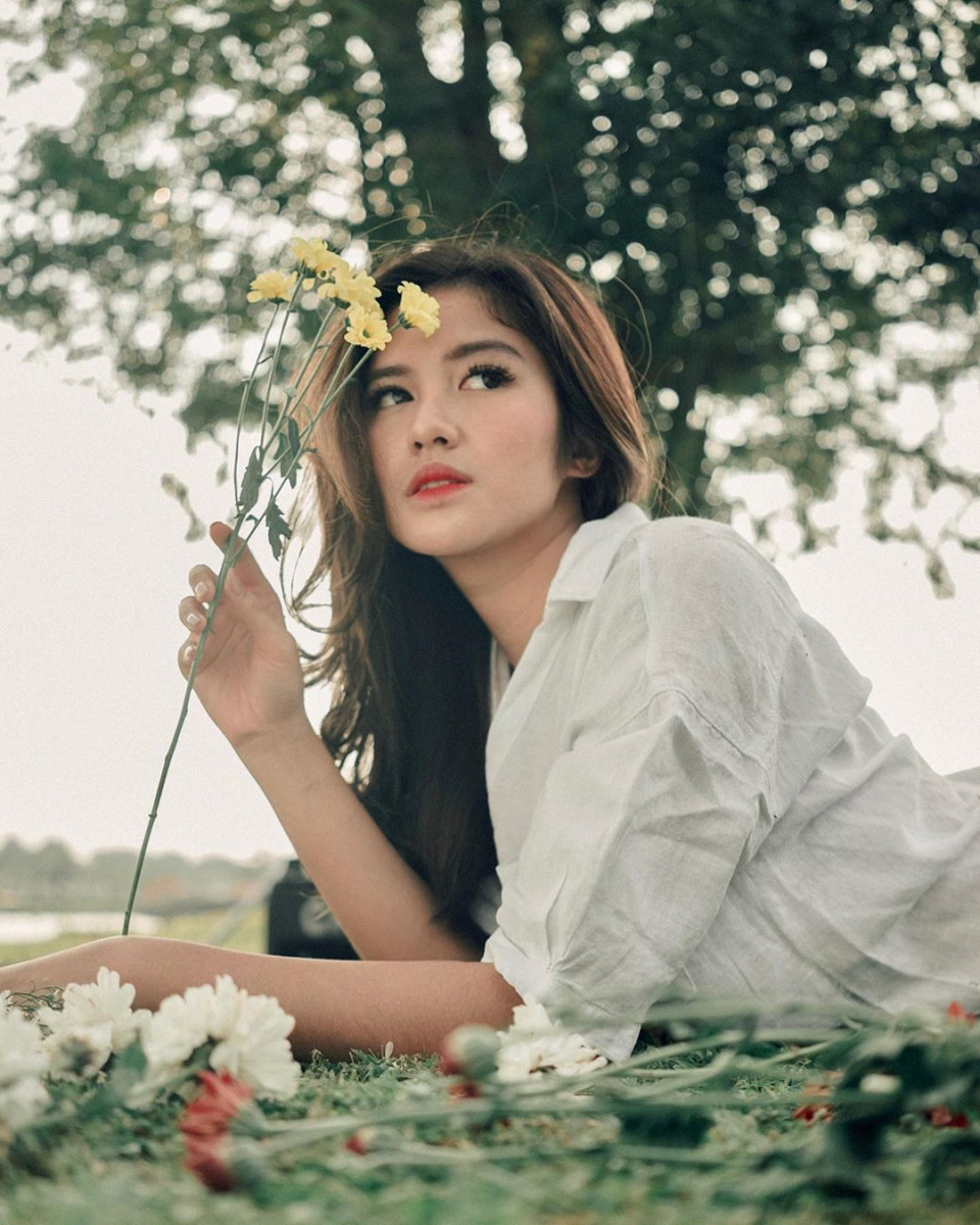 7 Potret Menawan Ochi Rosdiana, Mantan Personel JKT48 yang Eksis Bermain Sinetron - Foto 7