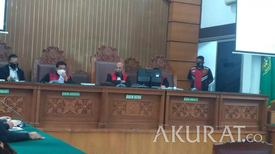 Hakim Tolak Permohonan Sidang Virtual Djoko Tjandra