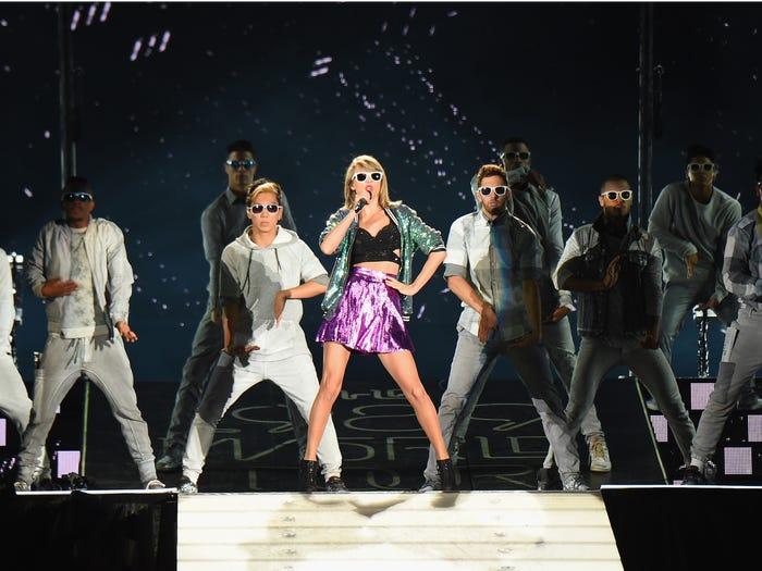 Miliki Harta Mencapai Rp5,2 T Ini 7 Fakta Menarik Kekayaan Taylor Swift - Foto 0