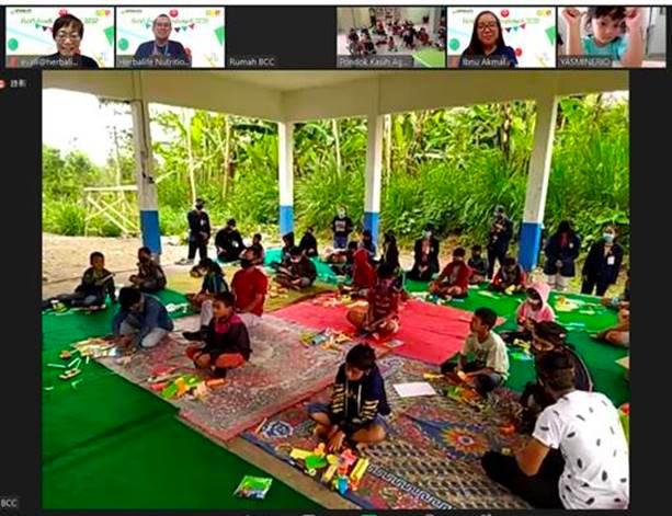 Rayakan Hari Anak Nasional, Herbalife Nutrition Rangkul Anak-anak Berkebutuhan Khusus - Foto 1