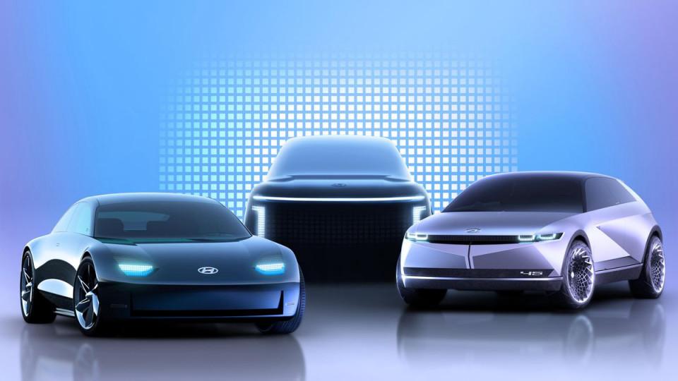 Tahun Depan, Hyundai akan Luncurkan 3 Mobil Listrik Baru