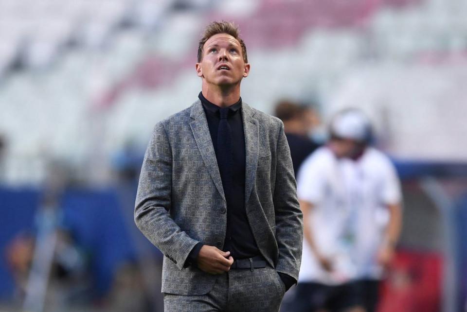 Pelatih RB Leipzig: Belum Ada Pembicaraan dengan Muenchen