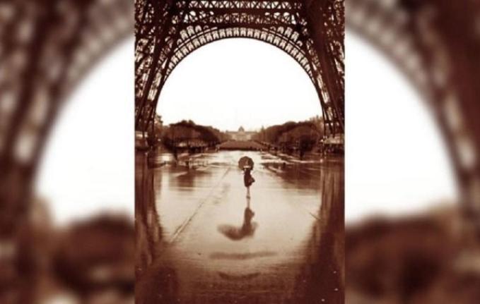 Tes Kepribadian: Mana yang Pertama Dilihat, Menara Eiffel atau Gambar Wajah - Foto 1