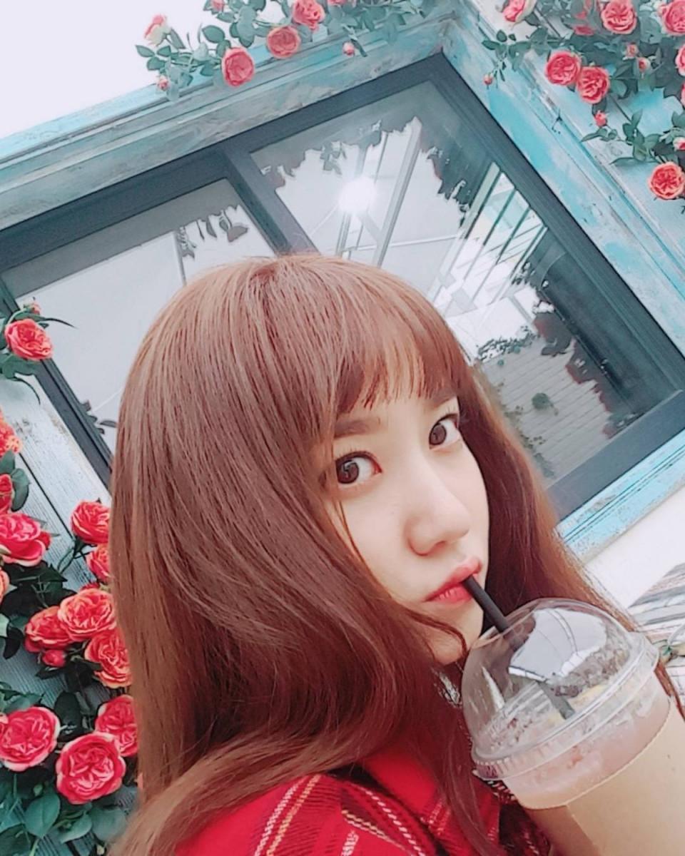 7 Potret Manis Park Eun-bin, Tetap Memesona Meski dengan Riasan Tipis - Foto 4