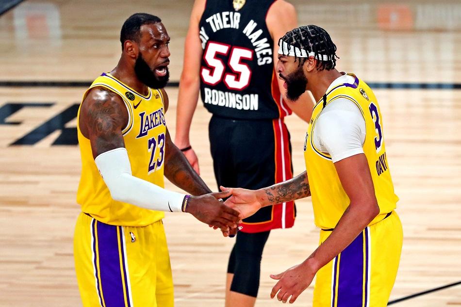 Pelatih Lakers: Davis akan Segera Melantai