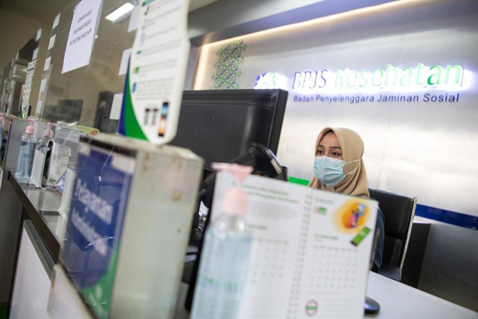 Kantor BPJS Kesehatan Palembang Terapkan Layanan Tanpa Tatap Muka
